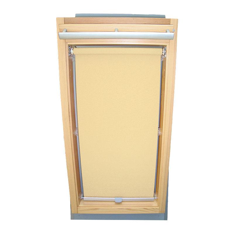 Thermo Abdunkelungsrollo Rollo Rollo Rollo für Velux-Dachfenster RG-EP VK VE VS in creme | Verwendet in der Haltbarkeit  b7d8f4