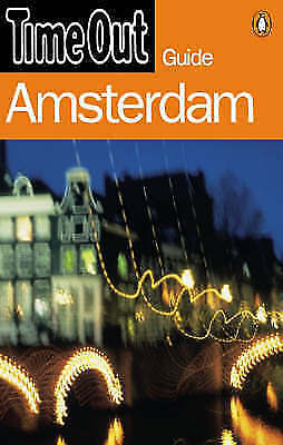 """""""Time Out"""" Amsterdam Guide (""""Time Out"""" Guides), , Very Good Book"""