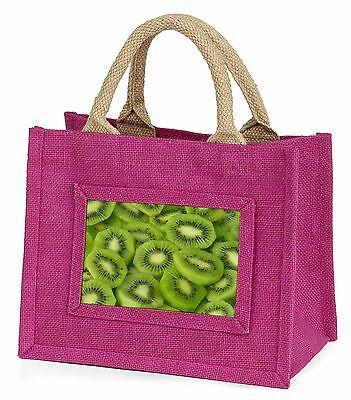 Kiwi Bambine Small Rosa Shopping Bag Regalo Di Natale, F-f4bmp- Vivace E Grande Nello Stile