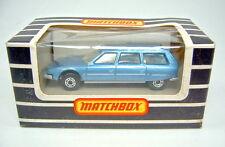 Matchbox Superfast Nr. 12D Citroen CX blaumet. top in italienischer Box