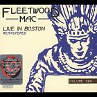 Live at the Boston Tea Party, Vol. 2 [Digipak] by Fleetwood Mac (CD, Feb-2003, Snapper)
