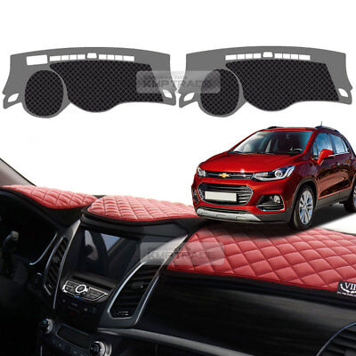 Luxury Leather Dashboard Sun Cover Pad Dash Cover For