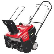 Honda HS720AM 190cc 20-Inch 4-Cycle Single-Stage Semi-Self Propelled Snow Blower