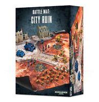 City Ruin Battle Mat - Warhammer 40,000 - 40k - Games Workshop -