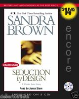 Seduction By Design By Sandra Brown [audiobook]