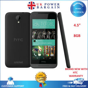 New-HTC-Desire-520-Slate-Gray-8GB-4-5-034-8MP-Android-4G-Unlocked-Smartphone