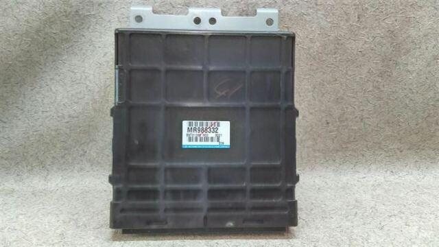 Engine Computer Ecm Mr988332 Electronic Control Module