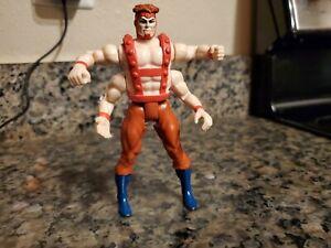 Marvel-Toy-Biz-1992-The-Uncanny-X-Men-X-Force-Series-1-Forearm-Figure-Four-Arm