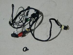 96 Jeep Cherokee Liftgate Tailgate Wire Wiring Harness   eBay   1998 Jeep Cherokee Xj Tailgate Wiring      eBay