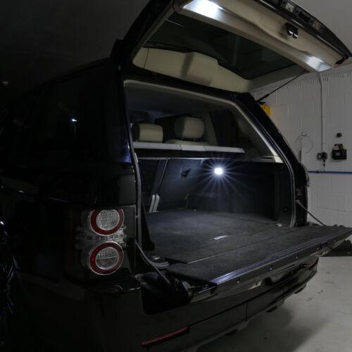 17pc Full LED interior upgrade bulb light lamp kit for Range Rover L322 Vogue