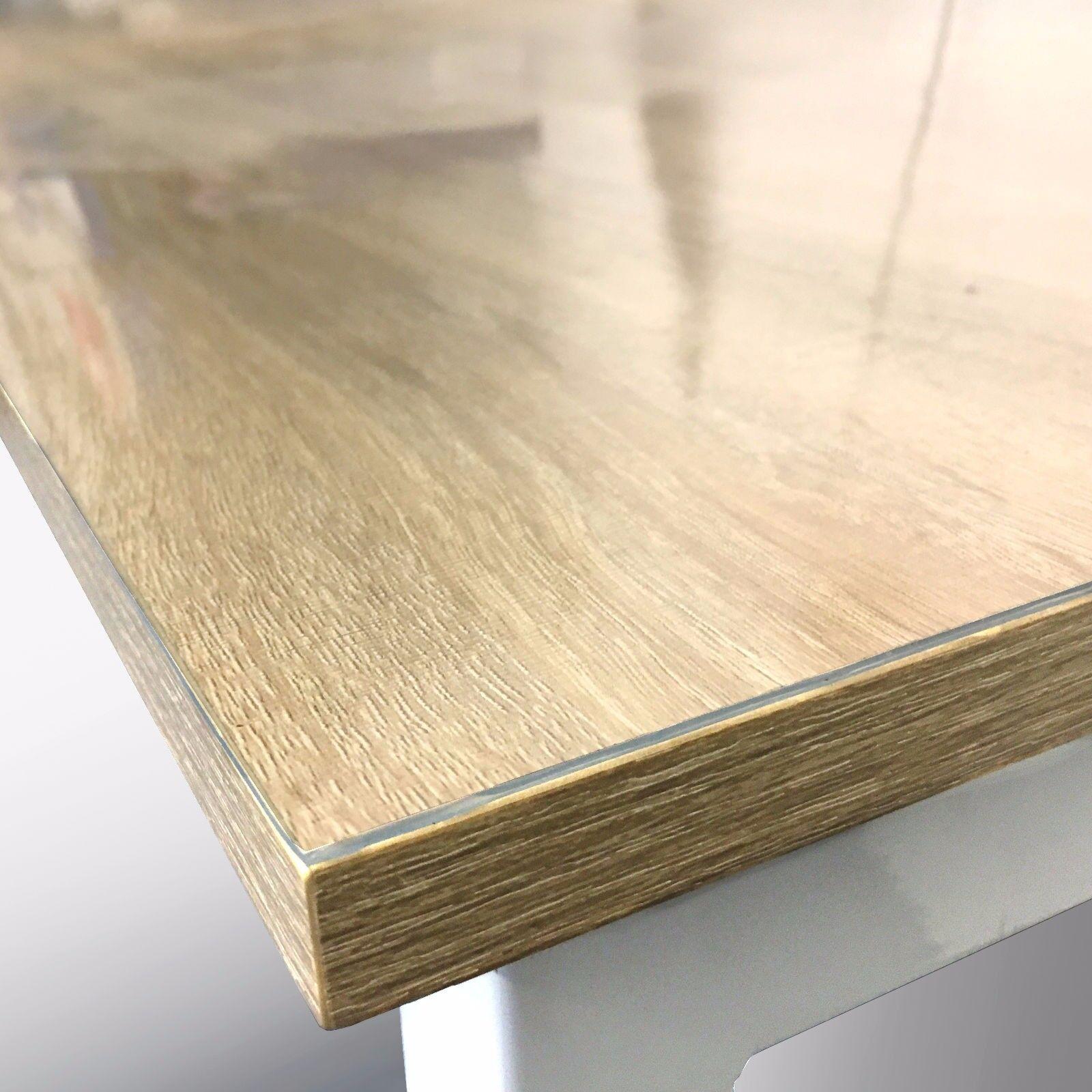 Klare Tischschutzfolie Tischauflage Tischschutz Tischfolie Schutzfolie nur 1,5mm   | Neuheit