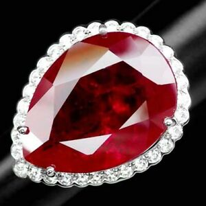 PIGEON-BLOOD-RED-RUBY-RING-45-20-CT-SAPPHIRE-925-STERLING-SILVER-JEWELRY-SZ-7