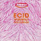Werewolf Hologram [Digipak] by Ecid (CD, Jun-2012, Fill in the Breaks)