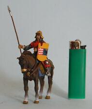 Cavalieri Medievali Frontline Principe Nero 1//32 54mm Piombo