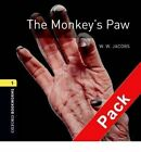 Oxford Bookworms Library: Level 1: The Monkey's Paw by Jacobs (CD-Audio, 2016)
