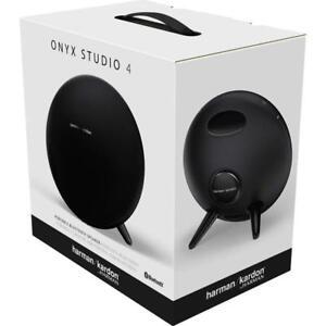 Harman Kardon Onyx Studio 4 Portable Bluetooth Speaker Black FAST FREE SHIP!!