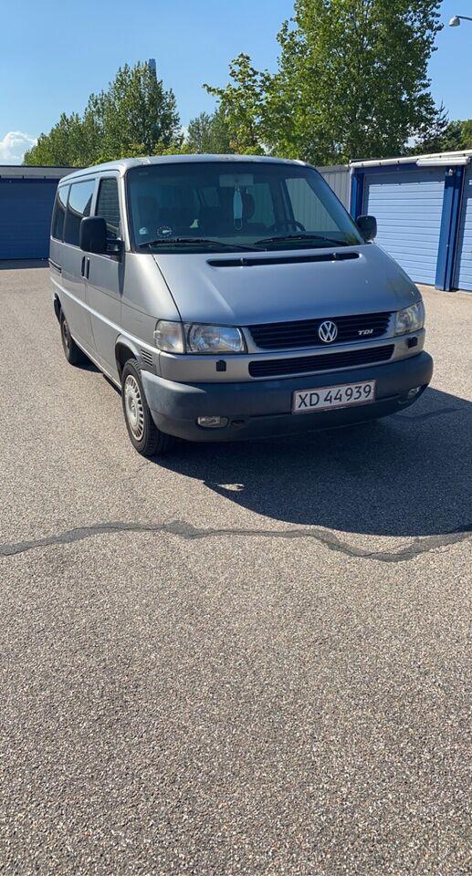 VW, Caravelle, diesel