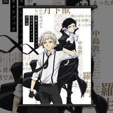 Bungou Stray Dogs Anime Manga Wallscroll Poster Kunstdrucke Bider Drucke