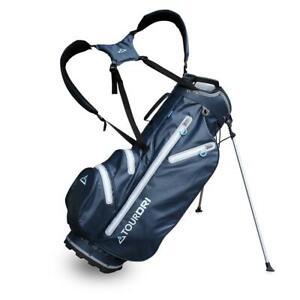 Masters-Tour-Dri-Waterproof-Stand-Bag-Navy-Grey