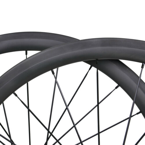 Sapim cx-ray Carbon Wheelset 700C 38mm Tubular Road Bicycle UD Matt Rim basalt