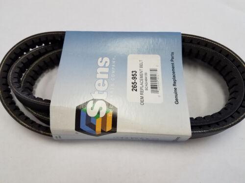 DECK DRIVE Belt FITS Scag 484159  SCZ61V-31FX SCZ61V-32BV SCZ72V-34FX 265-953