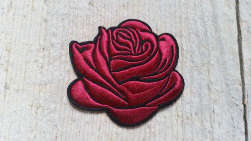 Perchas imagen Rose unicornio cereza arco iris elegir parches Patch blogueros