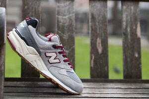 68e1922f15 NEW IN BOX! MENS NEW BALANCE NB 999 ML999BB ELITE GREY CASUAL SHOES ...