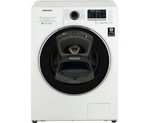 samsung ww80k52a0vw eg waschmaschine addwash 5500 freistehend wei neu ebay. Black Bedroom Furniture Sets. Home Design Ideas