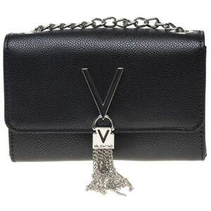 VALENTINO BAGS Womens -divina Clutch Bag Handbag Black
