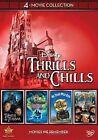 Disney Thrills Chills 4 Movie Collection 4 PC 0786936828429 DVD Region 1