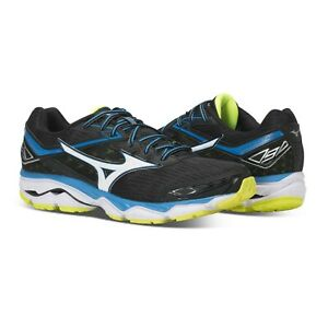 7e689535f68aa Mizuno Wave Ultima 9 Running Shoes Men's - J1GC170908 Black / White ...