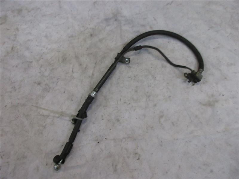 Stahlflex Bremsleitung für BOMBARDIER DS 650   2000-2003 Hinten wie Orig.