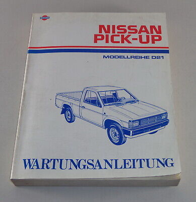 Nissan Navara D21 Pathfinder 1986-1996 Haynes Workshop Manual Service Repair