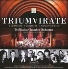 Triumvirate (CD, Aug-2011, Summit Records)