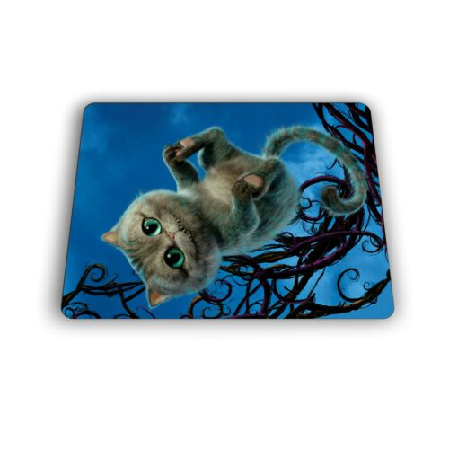 Cheshire Cat Kitten Computer Gaming Mouse pad PC Laptop Computer