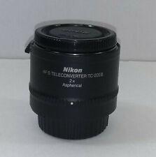 Nikon NIKKOR AF-S TC-20E 2X 35mm III Lens (TC-20E III)