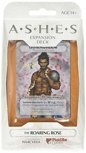 The-Roaring-Rose-cendres-Rise-of-the-phoenixborn-Expansion-Brand-New-amp-Sealed