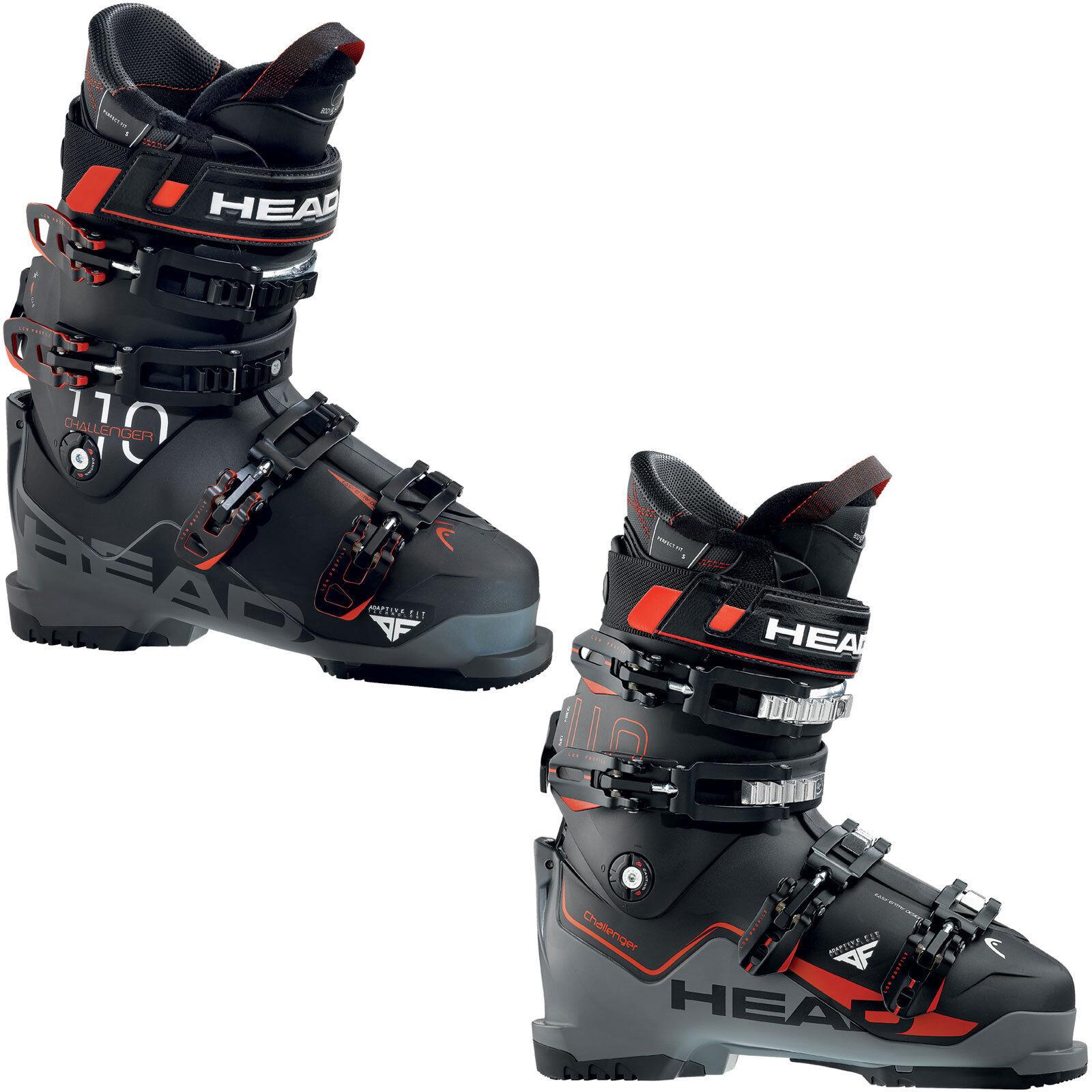 Head Challenger 110 Men's Ski Boots Ski Boots  4-schnallen Slope-Boots New  cheap designer brands