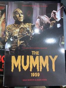 CLASSIC-MONSTERS-magazine-of-Hammer-Film-039-s-THE-MUMMY-1959