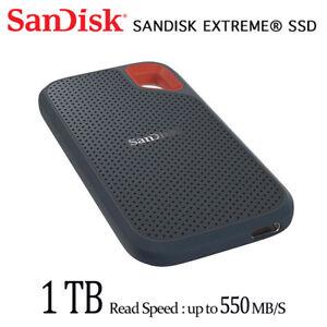 Sandisk-Extreme-1TB-Externo-Estado-Solido-Disco-USB-3-1-Tipo-C-SSDE60