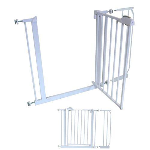 Extension 45 cm pour ISAFE sécurité Deluxe Stair Gate 90 ° Stop Open
