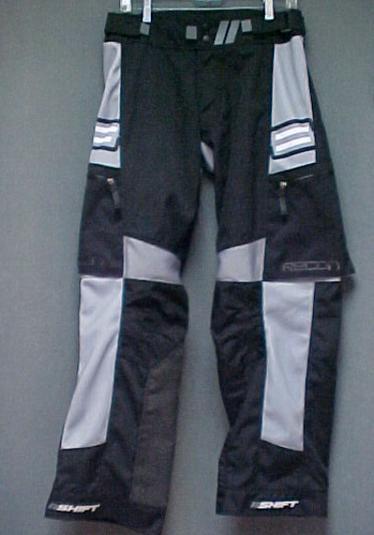 SHIFT Motocross Racing Pants Advanced Racing Technology Size W 30 x32 1 2 Length