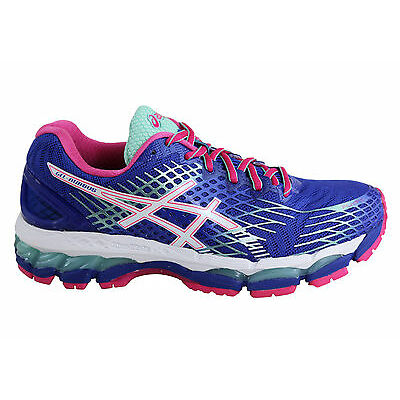 NEW ASICS GEL-NIMBUS 17 WOMENS PREMIUM CUSHIONED RUNNING SHOES