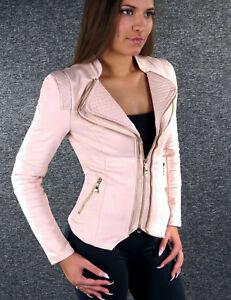 5cc3c6e028 Dettagli su Zazou Blazer Donna Beauty Rosa S M L XL Giubbotto Estivo Moda  Giacca 9208