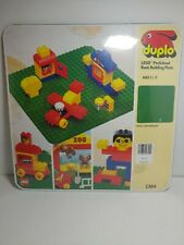 LEGO DUPLO Large Green Building Plate 1Pc Creative Play Accessory 15 x 15 inches