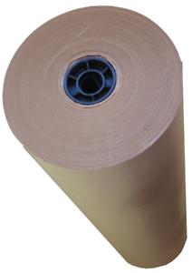 1 Grand ROULEAU DE 88gsm Pure Kraft Marron Emballage Colis Papier-Taille 450 mm large X