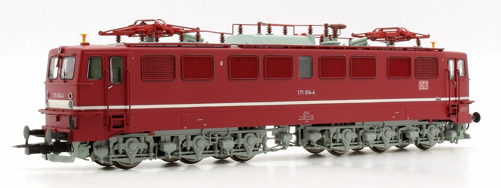 Rivarossi HR2608 Elektrrolokomotive DB Ag Ep.V 171 014 -4 neu