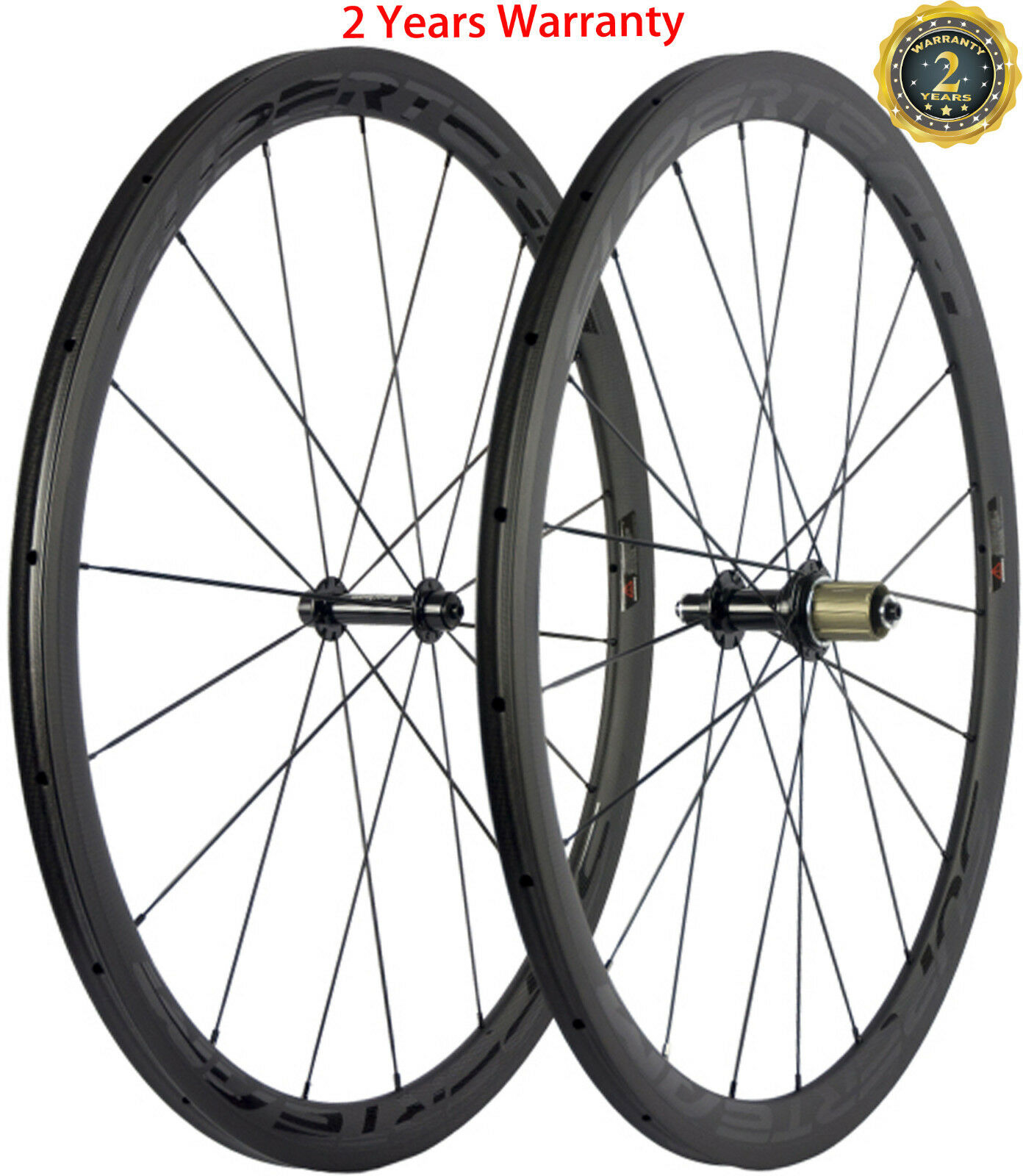 Superteam 38mm Tubular Road Bike Wheelset R13 Hub Carbon Wheels 700C Bike Wheel