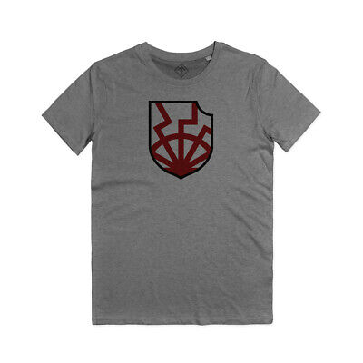 Maglietta Sole Nero Schwarze Sonne Nordic Rune Esoteric Black Sun Shield T-shirt