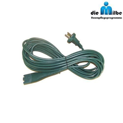 10m Kabel Filter-Set passend für Vorwerk Kobold 130,131 20 Staubsaugerbeutel